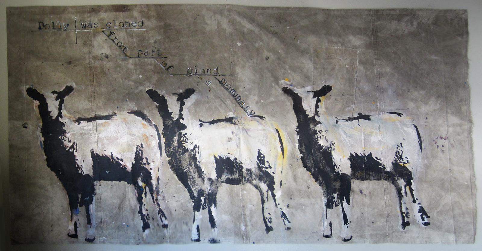 Fine Art Stencil 1