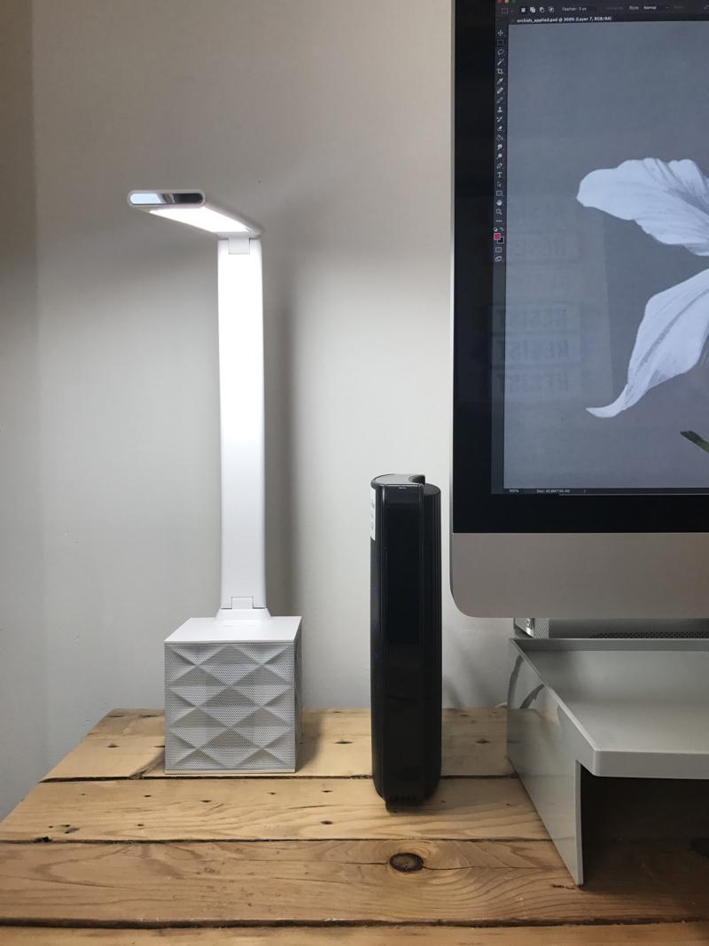 LampStencil 1 Ottlite Speaker Bluetooth® Led 354AqcRLj